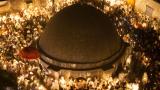 Благодатният огън ще бъде посрещнат в Йерусалим без поклонници