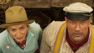 Дуейн Джонсън и Емили Блънт отново се впускат в приключения