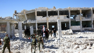 Алепо разтърсен от нови бомбардировки