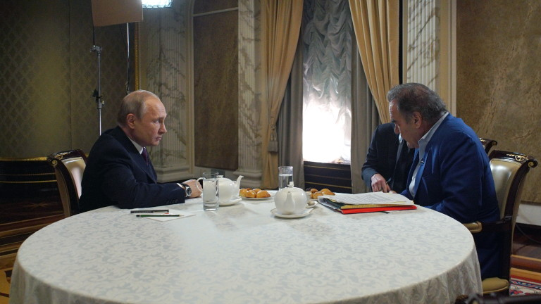 Руският президент Владимир Путин обяви, че вярва, че руснаците и