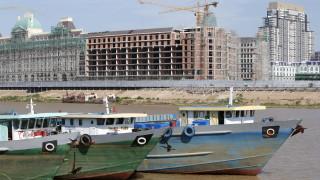Китай и Камбоджа с тайно споразумение за използване на военна база