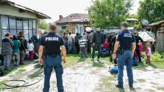Заловиха 78 незаконно пребиваващи в София тази нощ