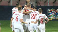Болен от коронавирус в националния отбор на Полша