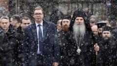 Сръбският президент е на посещение в Косово