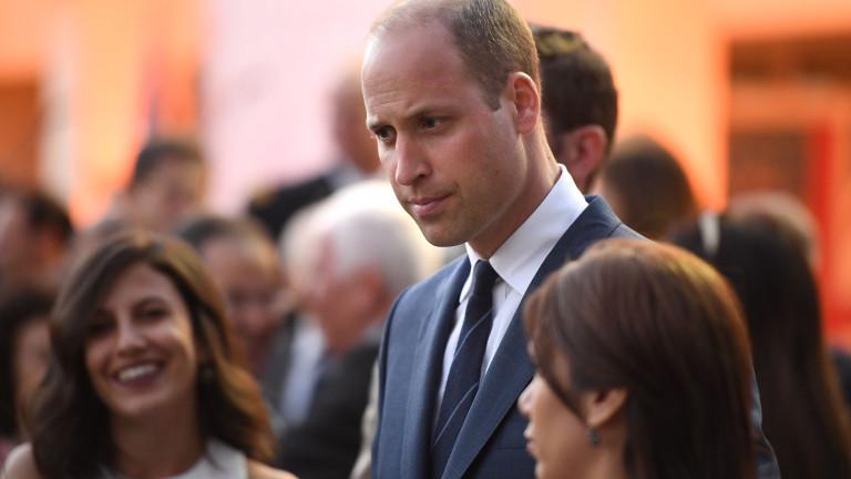 Коя манекенка смята Уилям за най-красивия принц