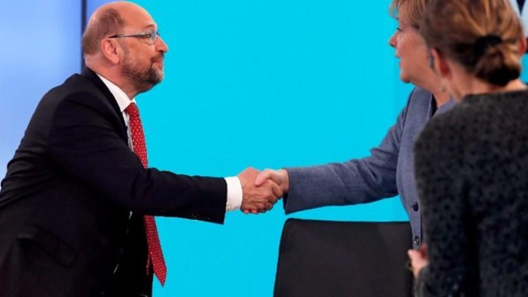 Социалдемократите готови на преговори с Меркел за сформиране на правителство