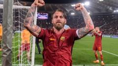 Де Роси: За мен ще е чест да бъда треньор на Рома