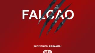 Райо Валекано официално представи Фалкао