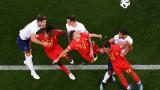 Белгия все още пред Англия и Хърватия при най-резултатните отбори на Мондиал 2018