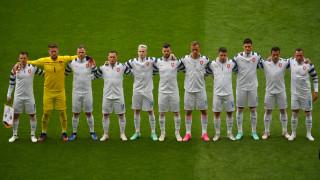Капитанът на Чехия отново тренира с отбора