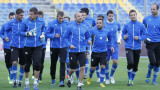 Левски ще тренира два пъти във вторник