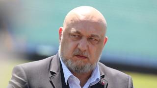 Красен Кралев потвърди добрата новина: 12 000 ще могат да гледат финала за Купата на България от трибуните