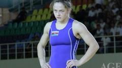Състезателка на Симеон Щерев със сребърен медал