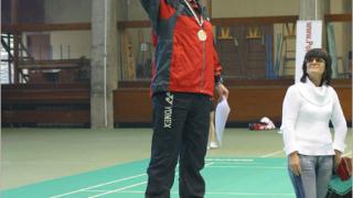 Петя Неделчева спечели Гран При на България
