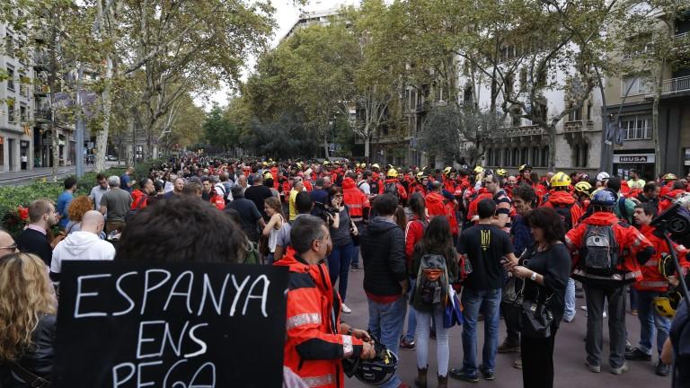 Без посредници при преговорите за Каталуния
