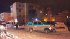 Взрив на газ в жилищен блок на Белгород