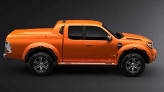 Ford представи Ranger Max Concept в Тайланд