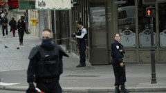 Четирима полицаи убити при нападение в Париж