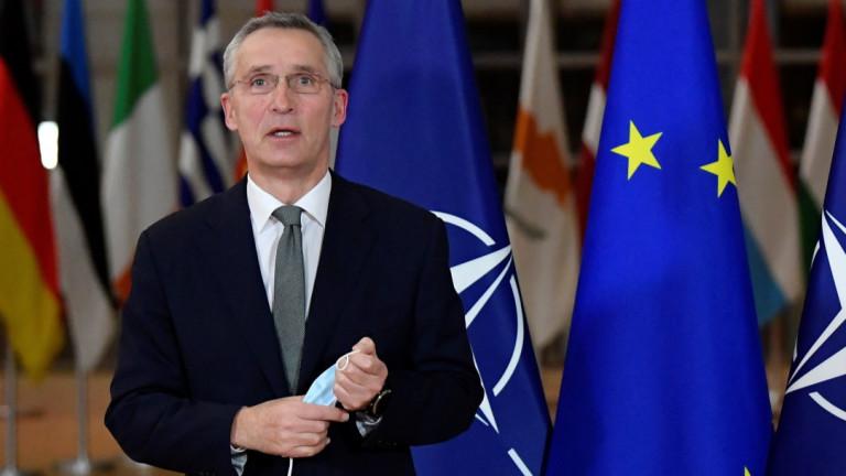 Столтенберг призова за по-бързо увеличаване на разходите за отбрана
