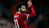 Мохамед Салах е най-добър във Висшата лига за ноември