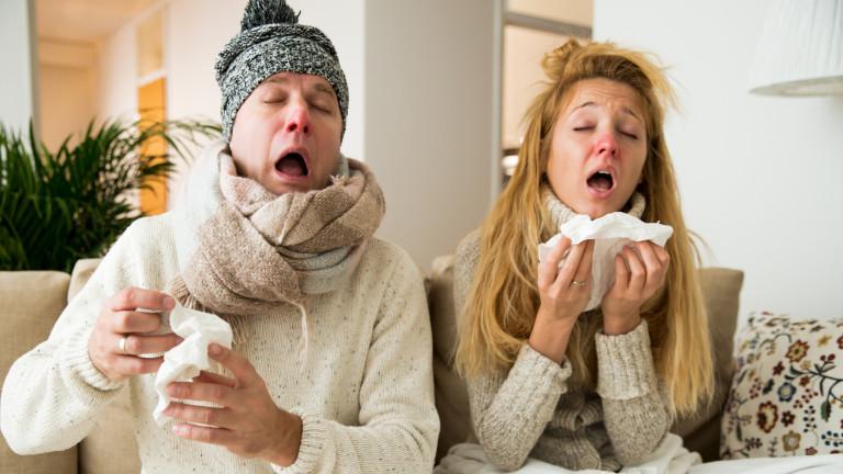 Пет умни начина да се справим с грипа