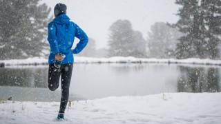 Как да се облечем за зимно тичане