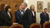 Президентът Радев: Имаме криза във водния сектор и сушата не е причината