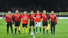 Ботев (Пловдив) подава жалба срещу съдийството в дербито с Берое (ВИДЕО)
