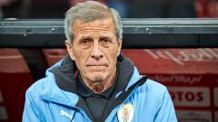 Оскар Табарес разкри състава на Уругвай за мача с Египет