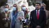Марин Льо Пен с рекорден процент в допитване, предлага забрана на хиджаба