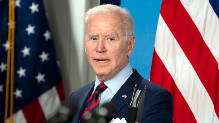 Байдън: Готови сме да наложим нови санкции, но държим на предсказуеми отношения с Русия