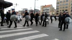 Над 10 задържани при антиислямски и антифашистки демонстрации в Брюксел