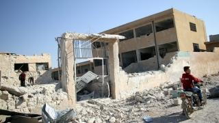 Въздушен удар срещу родилен дом в Сирия