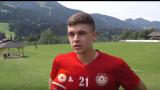 Тонислав Йорданов: Готов съм да водя атаката на ЦСКА