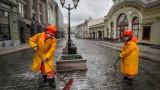 Трети пореден ден спад на заразените с Covid-19 в Русия
