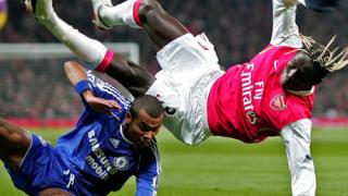 Бакари Саня извън игра за три седмици
