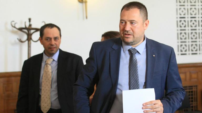 Бившият шеф на ДАБЧ излиза от ареста срещу 100 000 лв. гаранция