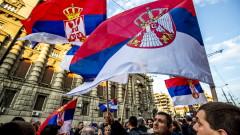 Сърбия отново протестира срещу Вучич