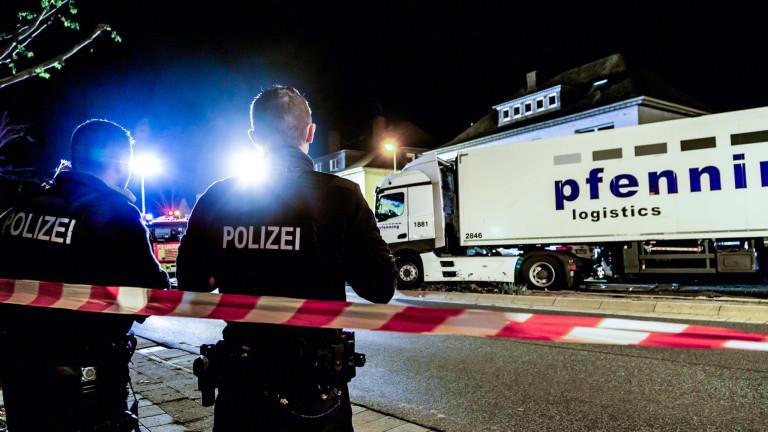 Българин е пострадал при предполагаемия терор в Германия