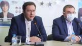 Даниел Митов отрича да е кандидатът на ГЕРБ за президент