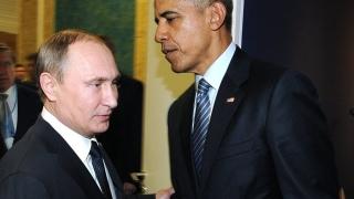 Путин и Обама обсъждат Сирия в Китай