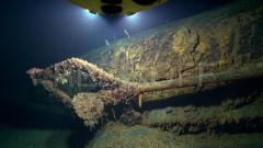 Намериха подводница на Вермахта на дъното на океана
