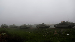 Израел нанесе ракетен удар в Югозападна Сирия