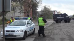 Петима арестувани в Димитровград при спецоперация