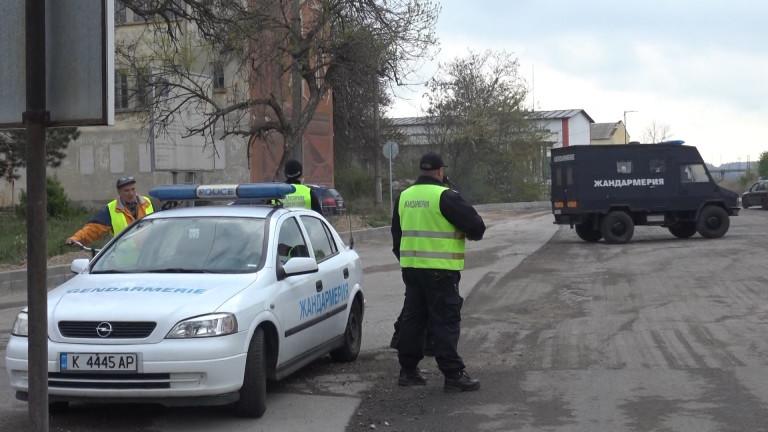 Акция в село Очуша по сигнал, че Стоян Зайков е
