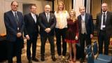 Министър Кралев участва в среща за решаване на проблемите между ФИБА и Евролигата