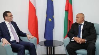 България създала отлична атмосфера за срещата на върха според премиера на Полша