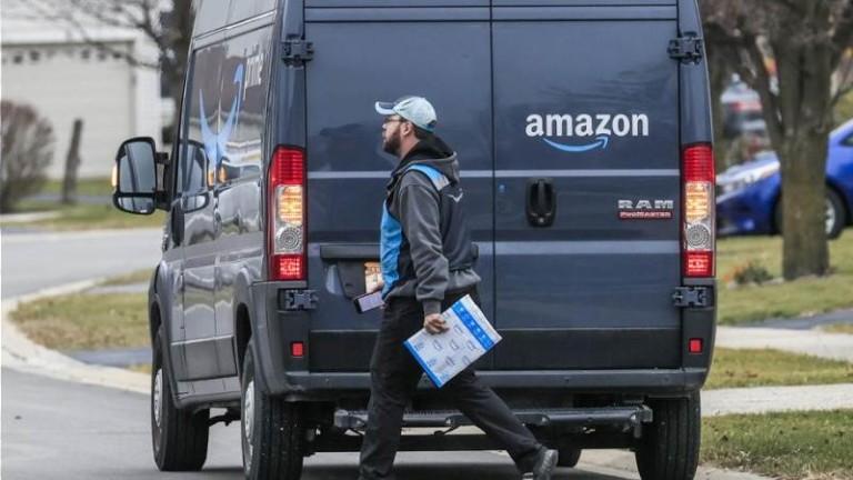 Първите електрически ванове на Amazon вече са по пътищата