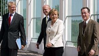 Германия разчита на руския президент