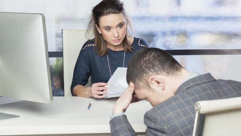 Не правете тези грешки, когато сте на интервю за работа